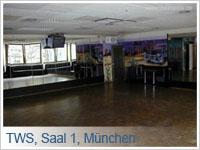 Tanzschule Steuer, Saal 1