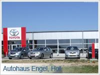 AutohausEngel, Hof